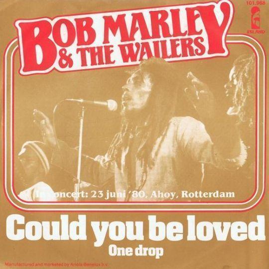 Coverafbeelding Bob Marley & The Wailers / Bob Marley - Could You Be Loved / Could You Be Loved - LP