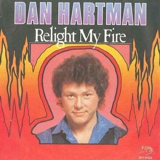 Coverafbeelding Dan Hartman - Relight My Fire