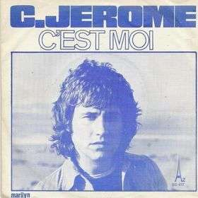 Coverafbeelding C.Jerome - C'est Moi