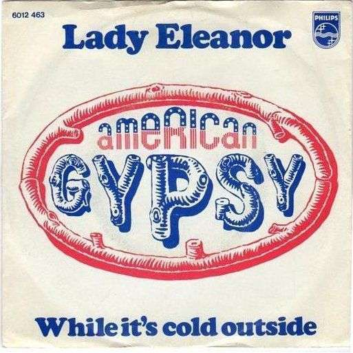 Coverafbeelding Lady Eleanor - American Gypsy