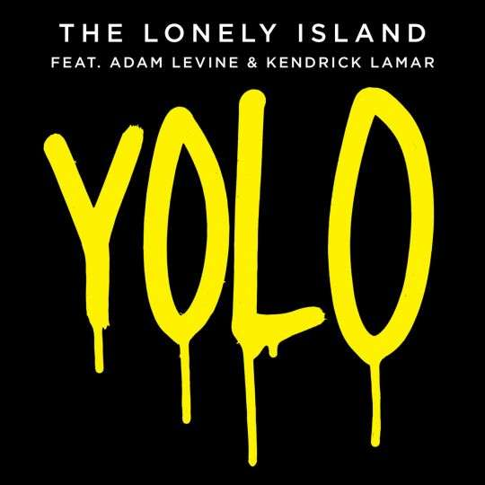 Coverafbeelding Yolo - The Lonely Island Feat. Adam Levine & Kendrick Lamar