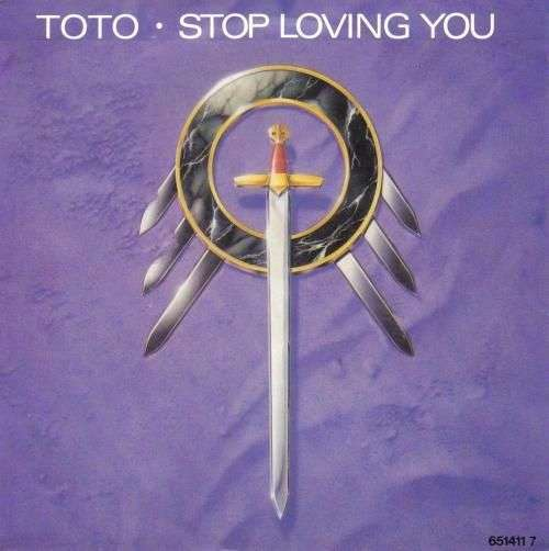 Coverafbeelding Stop Loving You - Toto