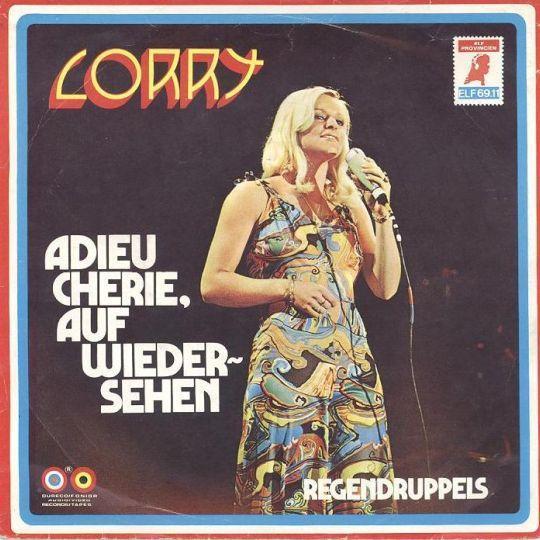 Coverafbeelding Adieu Cherie, Auf Wiedersehen - Corry
