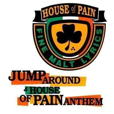 Coverafbeelding House Of Pain - Jump Around