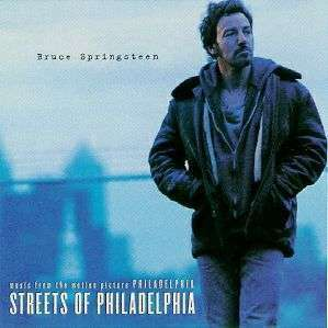 Coverafbeelding Streets Of Philadelphia - Bruce Springsteen