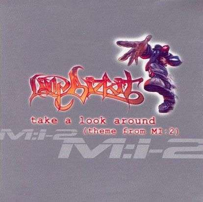 Coverafbeelding Take A Look Around (Theme From Mi:2) - Limp Bizkit
