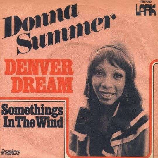 Coverafbeelding Denver Dream - Donna Summer