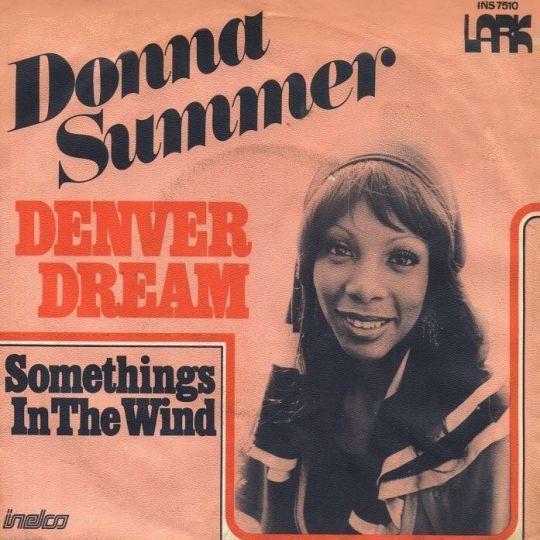 Coverafbeelding Donna Summer - Denver Dream