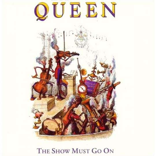 Coverafbeelding Queen - The Show Must Go On