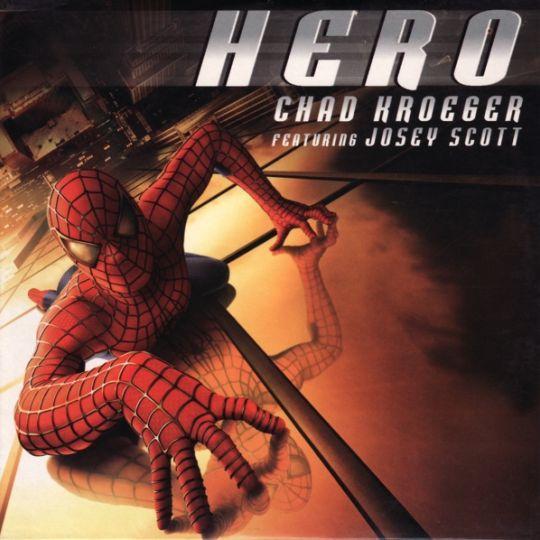 Coverafbeelding Hero - Chad Kroeger Featuring Josey Scott