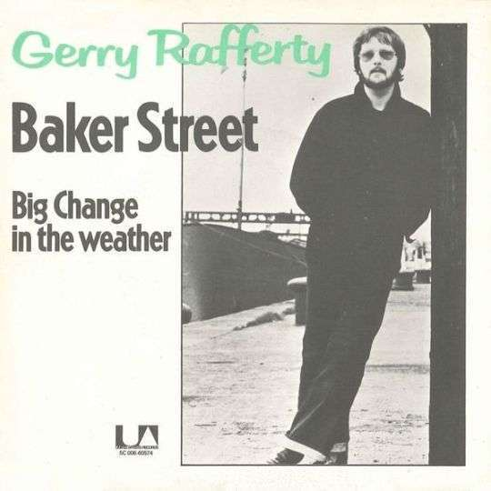 Coverafbeelding Baker Street - Gerry Rafferty