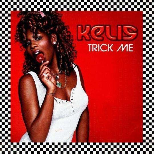 Coverafbeelding Trick Me - Kelis