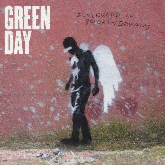 Coverafbeelding Boulevard Of Broken Dreams - Green Day