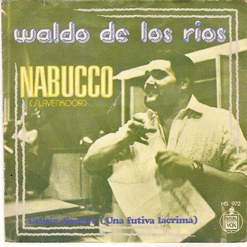 Coverafbeelding Nabucco (Slavenkoor) - Waldo De Los Rios