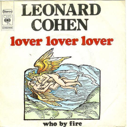 Coverafbeelding Leonard Cohen - Lover Lover Lover