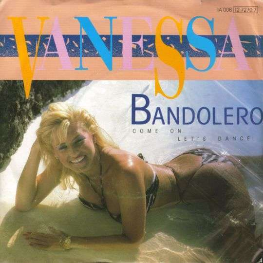 Coverafbeelding Bandolero - Vanessa