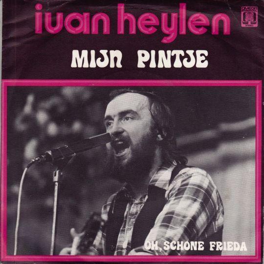 Coverafbeelding Ivan Heylen - Mijn Pintje