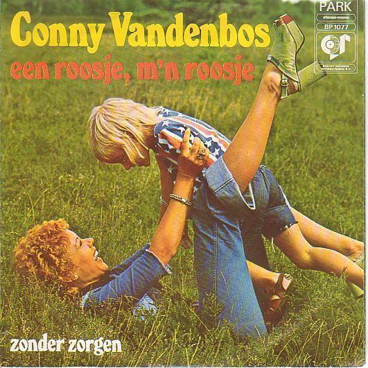 Coverafbeelding Een Roosje, M'n Roosje - Conny Vandenbos