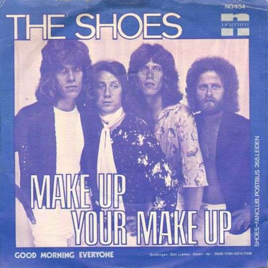Coverafbeelding Make Up Your Make Up - The Shoes