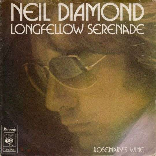 Coverafbeelding Longfellow Serenade - Neil Diamond