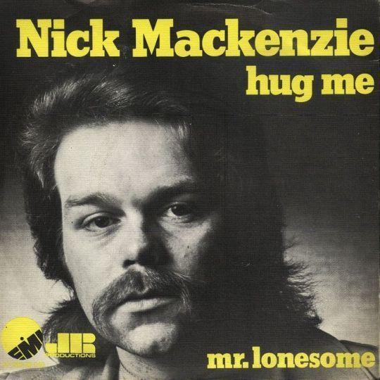Coverafbeelding Hug Me - Nick Mackenzie