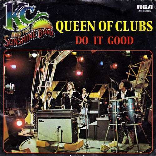 Coverafbeelding Queen Of Clubs - K.c. & The Sunshine Band / Kc And The Sunshine Band