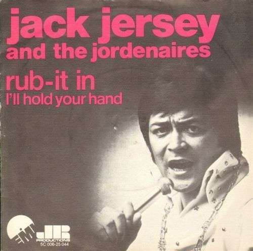 Coverafbeelding Jack Jersey and The Jordenaires - Rub-It In