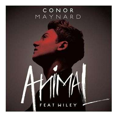 Coverafbeelding Animal - Conor Maynard Feat Wiley