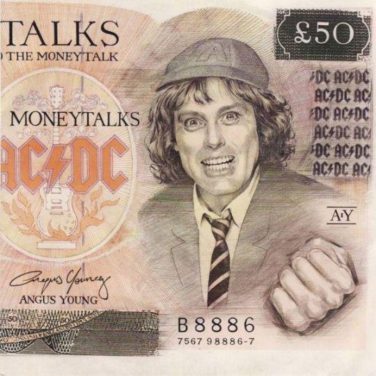Coverafbeelding AC/DC - Moneytalks