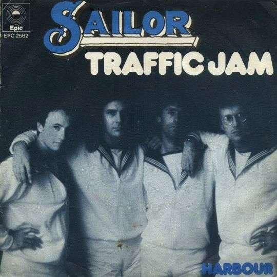 Coverafbeelding Traffic Jam - Sailor