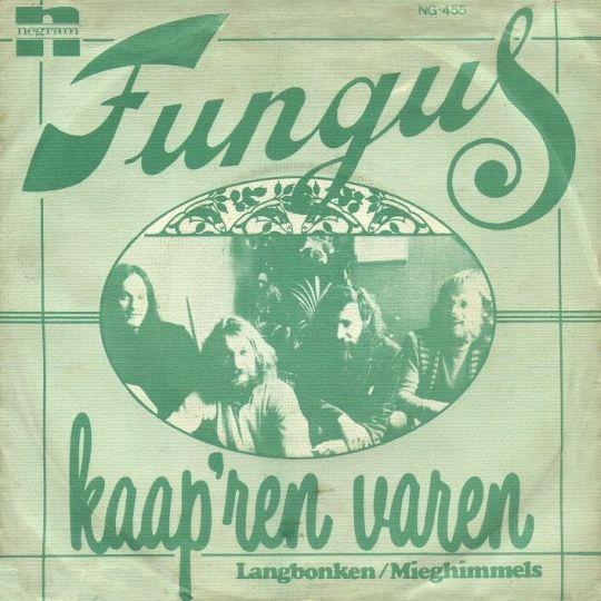 Coverafbeelding Kaap'ren Varen - Fungus