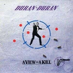 Coverafbeelding A View To A Kill - Duran Duran