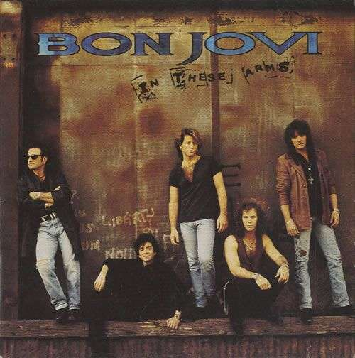 Coverafbeelding In These Arms - Bon Jovi