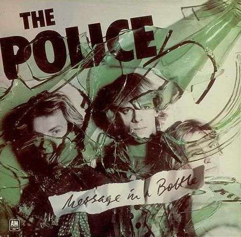 Coverafbeelding Message In A Bottle - The Police