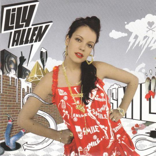 Coverafbeelding Smile - Lily Allen