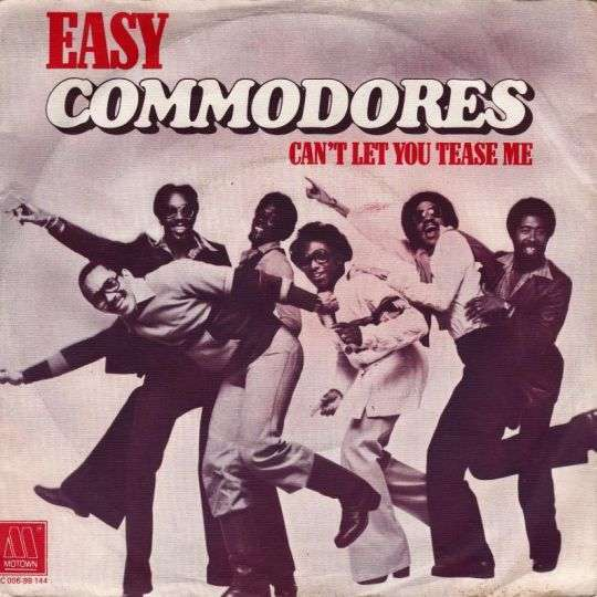 Coverafbeelding Commodores - Easy