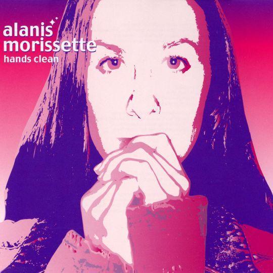 Coverafbeelding Hands Clean - Alanis Morissette