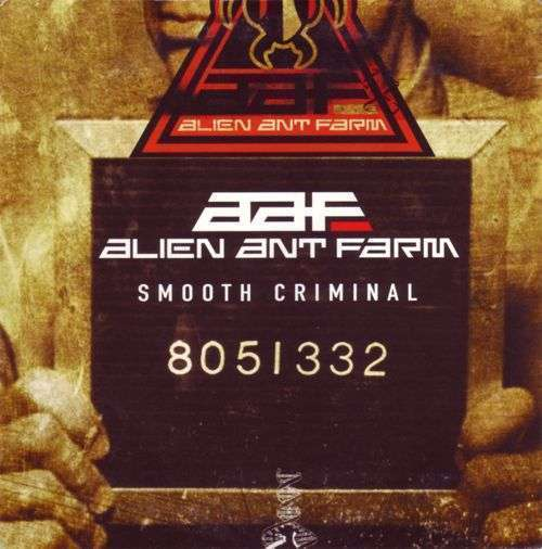 Coverafbeelding Smooth Criminal - Alien Ant Farm
