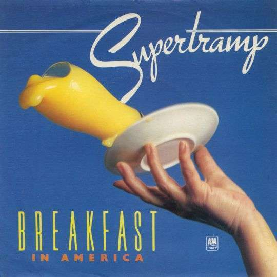 Coverafbeelding Supertramp - Breakfast In America