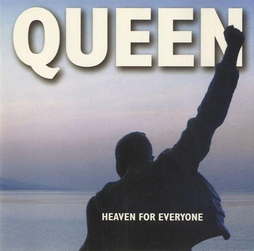Coverafbeelding Queen - Heaven For Everyone