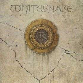 Coverafbeelding Here I Go Again - Whitesnake