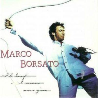 Coverafbeelding Ik Leef Niet Meer Voor Jou - Marco Borsato