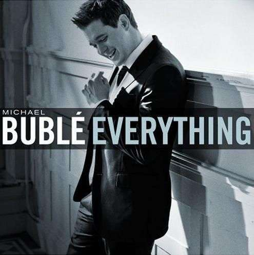 Coverafbeelding Everything - Michael Bublé