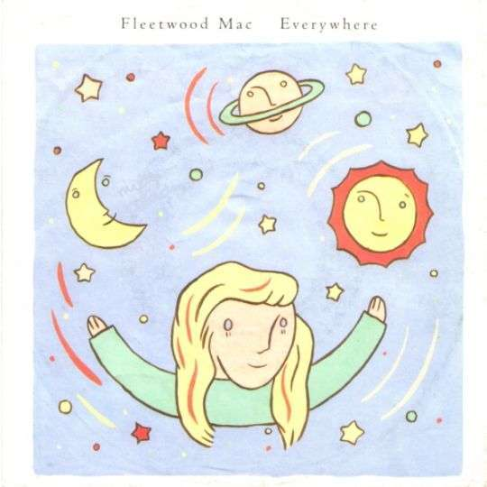 Coverafbeelding Everywhere - Fleetwood Mac
