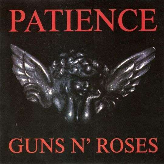 Coverafbeelding Patience - Guns N' Roses