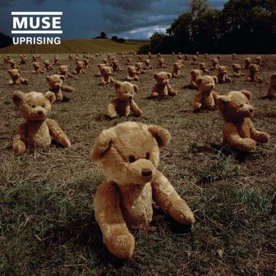 Coverafbeelding Uprising - Muse