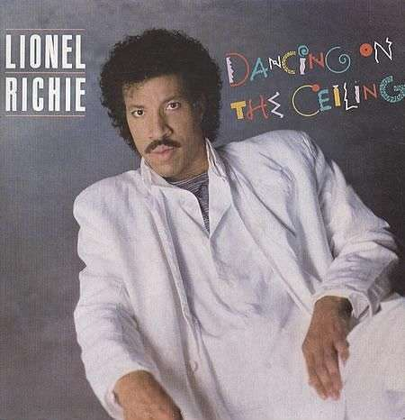 Coverafbeelding Dancing On The Ceiling - Lionel Richie