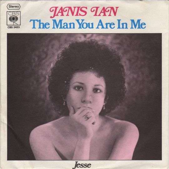Coverafbeelding The Man You Are In Me - Janis Ian