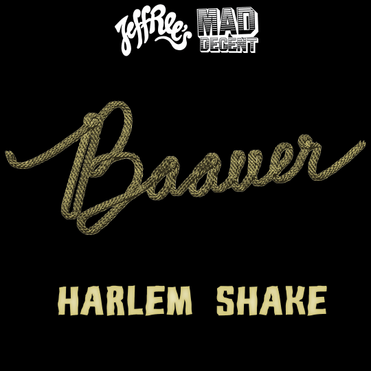 Coverafbeelding baauer - harlem shake