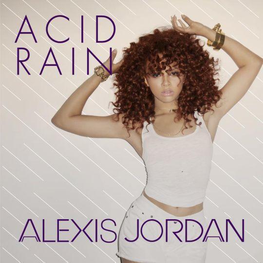Coverafbeelding Acid Rain - Alexis Jordan